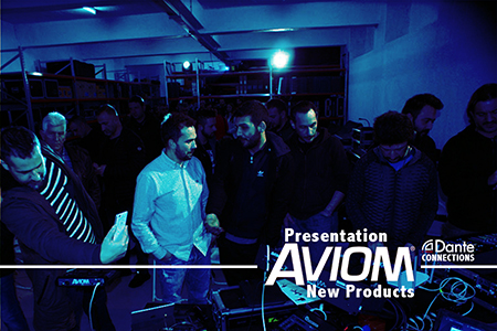 Aviom- Good Vibrations!